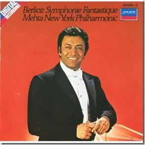 Berlioz Fantastica Mehta Decca