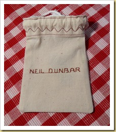 Money Pouch for Neil