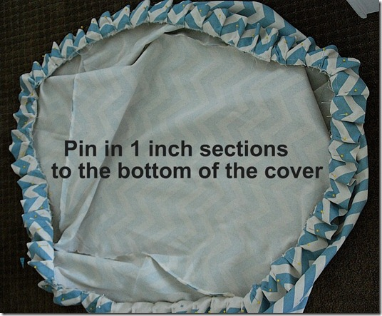 pin in 1 inch sections