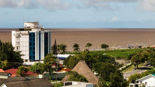 Pegasus Hotel in Georgetown Guyana