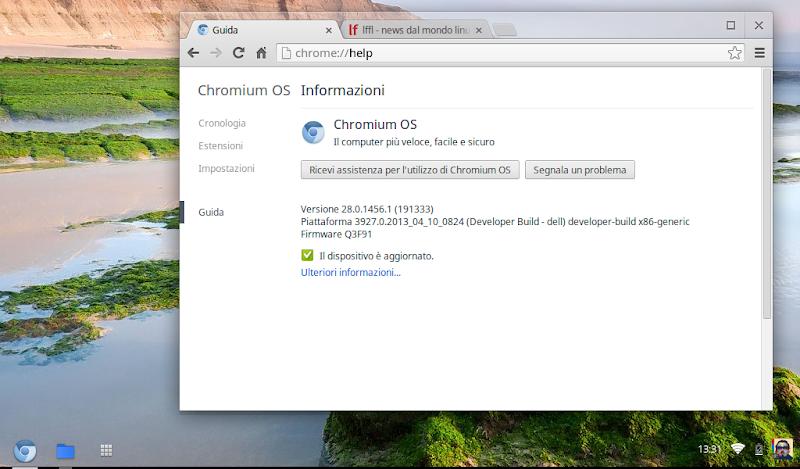 Disponibile Chromium OS ottimizzato per processori ARM e