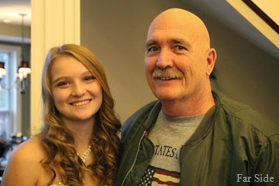 Paige and her grandpa