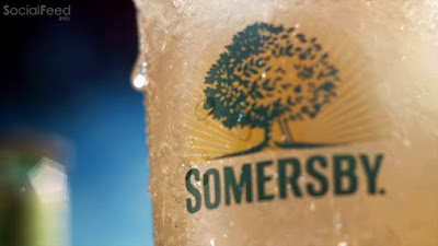 Jump into the sunny mood Somersby tastiest