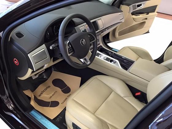 Nội Thất Xe Jaguar XF Premium Luxury 07