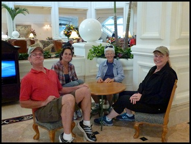 15 - Visiting the Grand Floridian