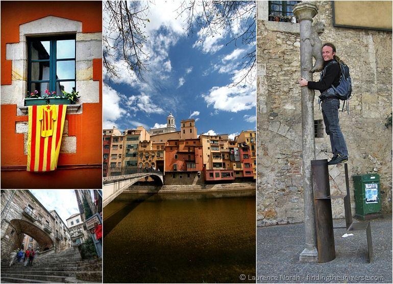 Girona collage