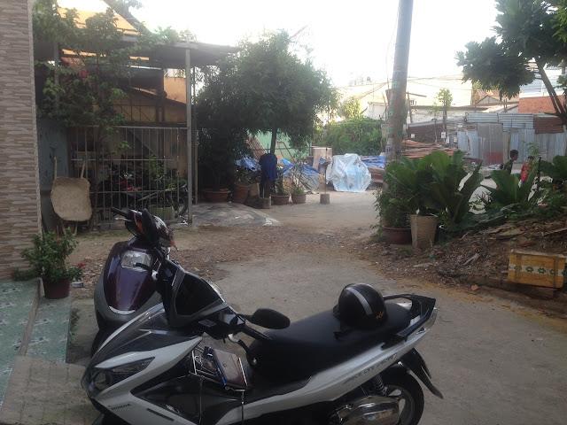Bán nhà hẻm 1 sẹc Tây Thạnh Quận Tân Phú 02