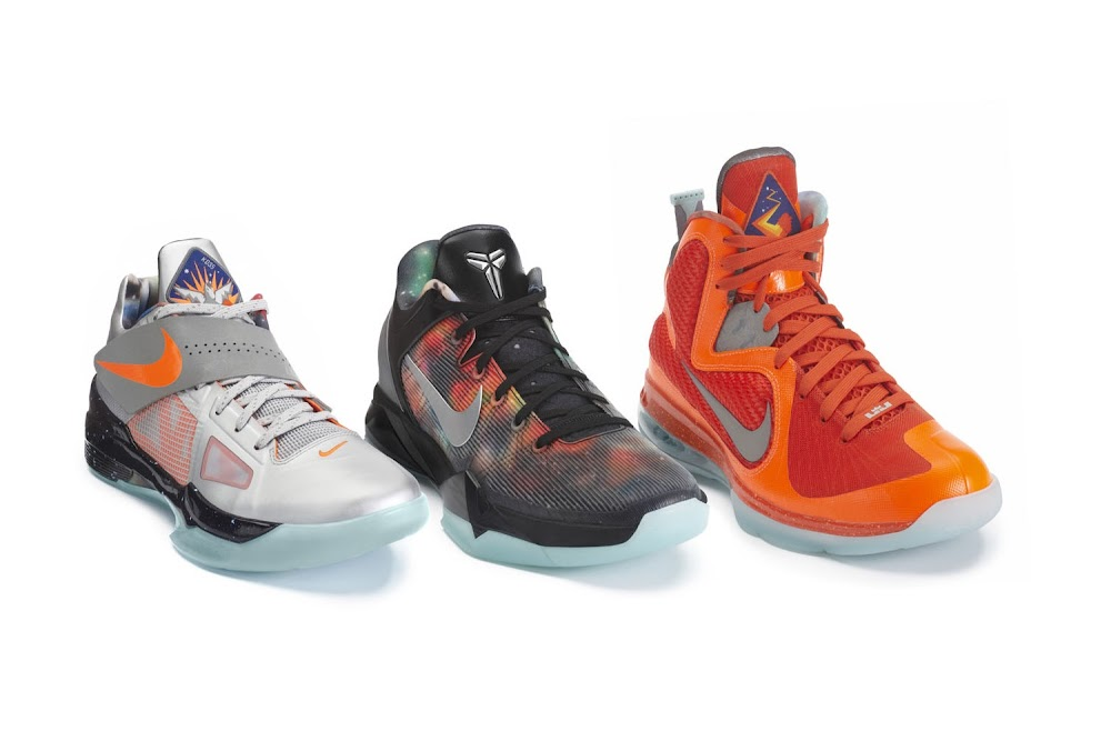 202c07bfdba9 ... Nike Basketball Introduces 2012 AllStar Game Shoe for LeBron James ...