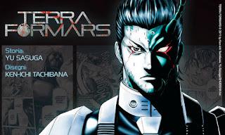 Hình Ảnh Terra Formars