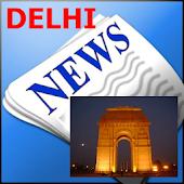 Delhi Breaking News