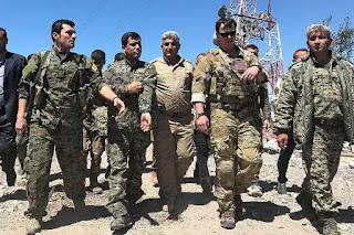 Giây phút cuối của kháng chiến quân Kurd