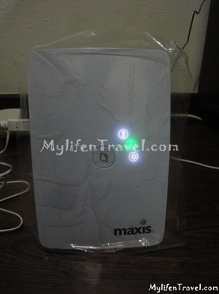 Maxis wireless broadband package 100