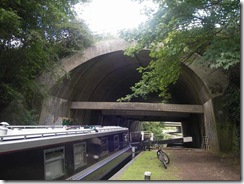under the M1