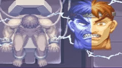 Street Fighter Alpha 2, Finais, Bison