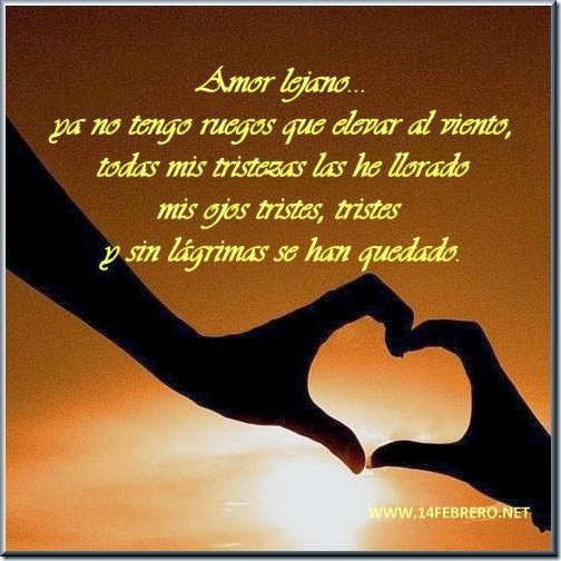 Imagenes Con Frases A Un Amor Lejano Frases Amor Imagenes Y Frases