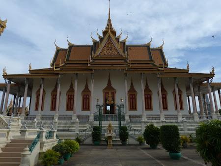 Obiective turistice Cambogia: Pagoda de Argint Phnom Penh