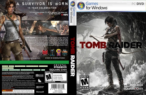 Tomb Raider 2013 Full