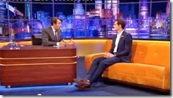Murray on the Jonathan Ross Show