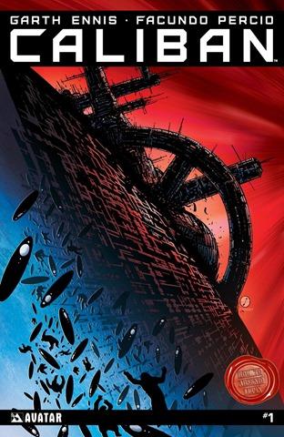 Caliban 001 01 www.howtoarsenio.blogspot.com.ar