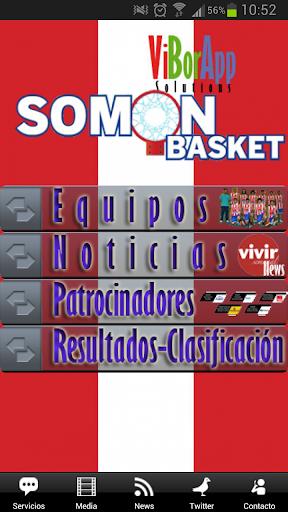 Somonbasket Barbastro
