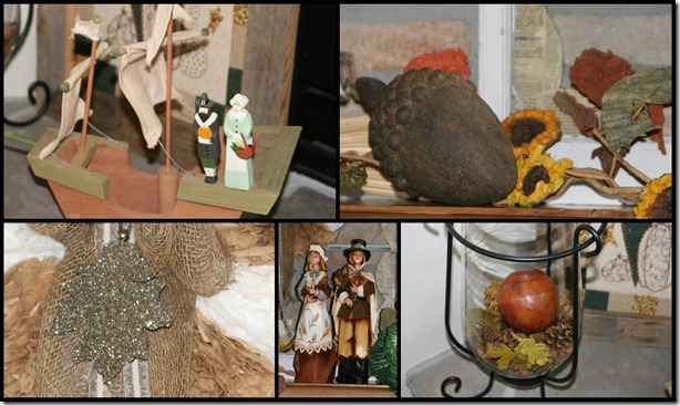 2011-11-07 Thanksgiving decor