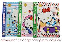 Tập học sinh Hòa Bình  Hello Kitty