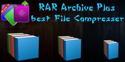 Rar Plus Archive Extractor