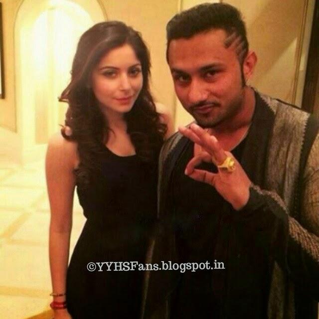 Yo Yo Honey Singh Fans: Yo Yo Honey Singh With Kanika Kapoor