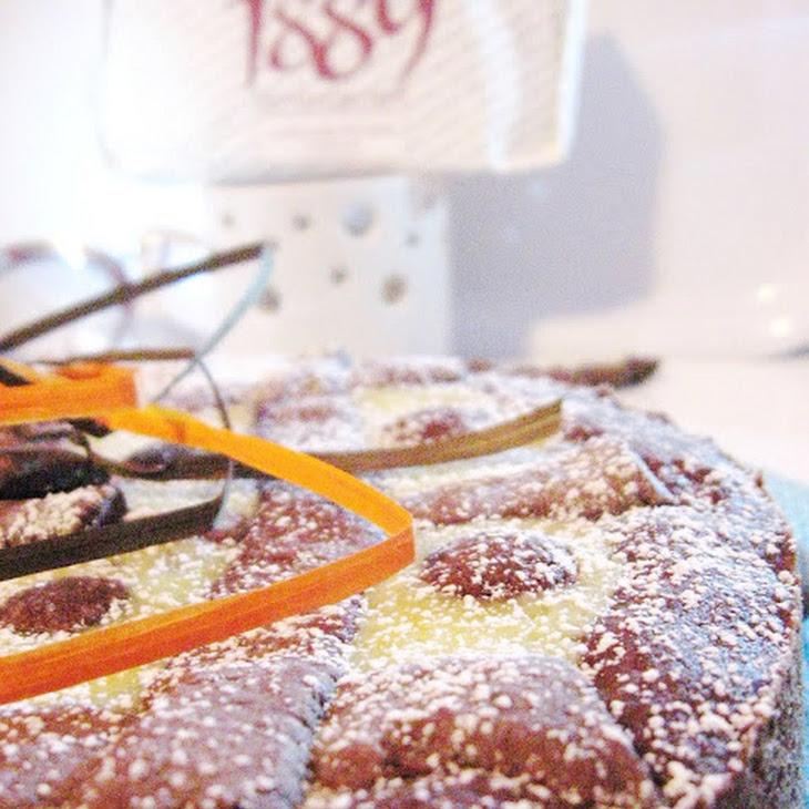 Chocolate and Ricotta Cheese Pie Recipe