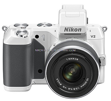 NIKON 1 V2 Camera Shop PRICE sale store SINGAPORE SITEX 2012 EXPO PC COMEX IT SHOW DEALS super-high-speed AF CMOS sensor ISO range of 160 to 6400 plus advanced Hybrid Auto-focus system double kit lens zoom fashionable style picture