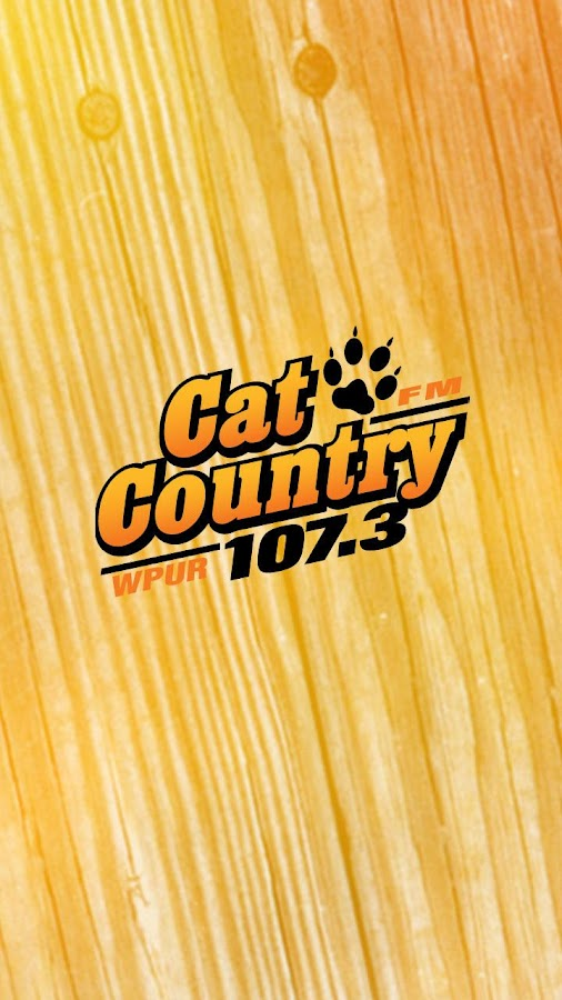 Cat Country 107.3 - screenshot