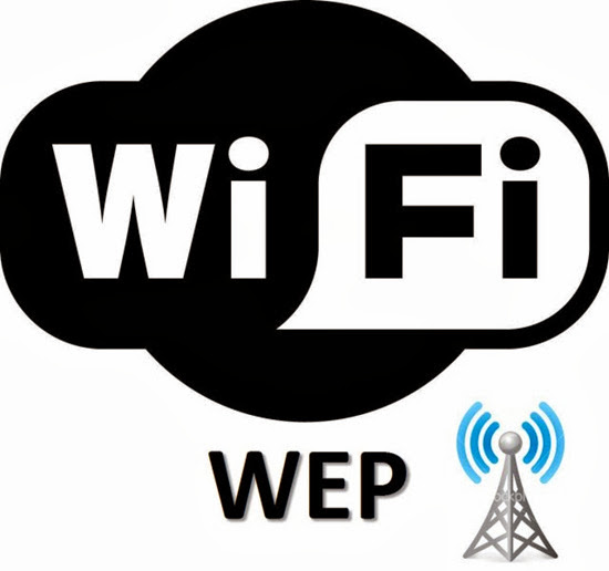 Rete Wireless protetta con WEP.