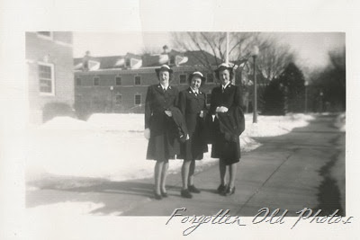 Three Navy Gals Moorhead antiques
