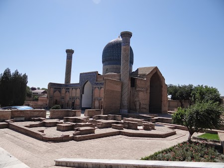 03. Gur-e-Amir Mausoleum Samarkand.JPG