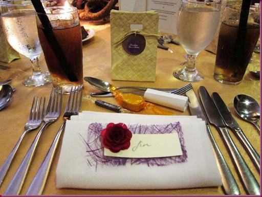 Ube Wedding Cake
