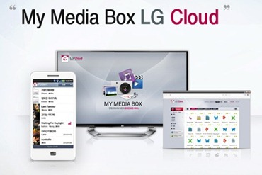 Free 5 GB LG Cloud Storage