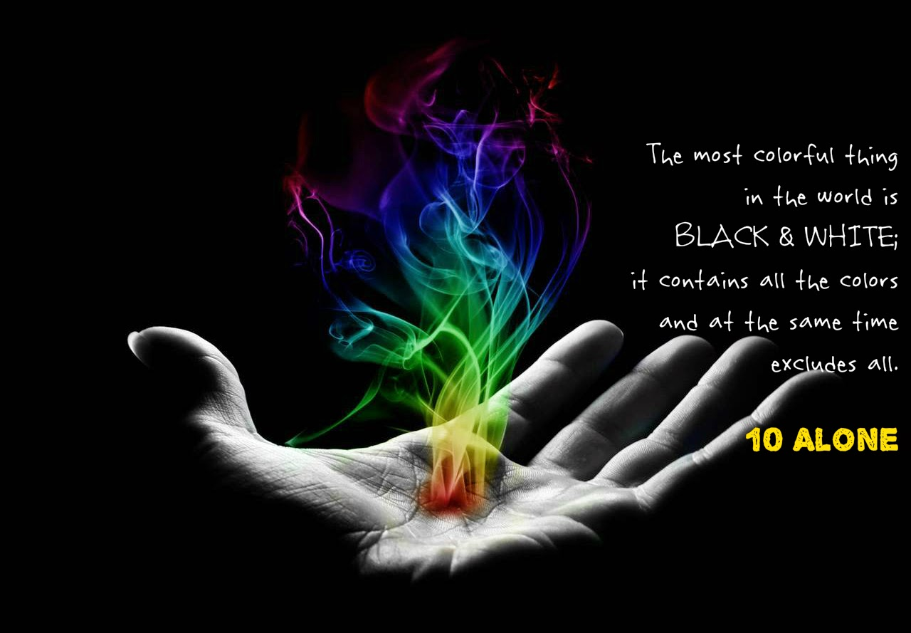 The-Most-colorful-thing-is-BlackandWhite-10Alone-quote-Vikrmn-CA-Vikram-Verma-chartered-accountant-author