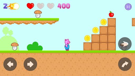 ピギー世界 - プラットフォーマーゲーム