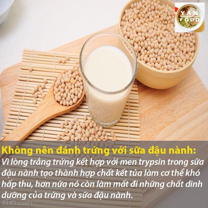 Sữa đậu được rất nhiều người lựa chọn vì sức khỏe cũng