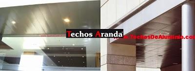 Techos aluminio Orihuela