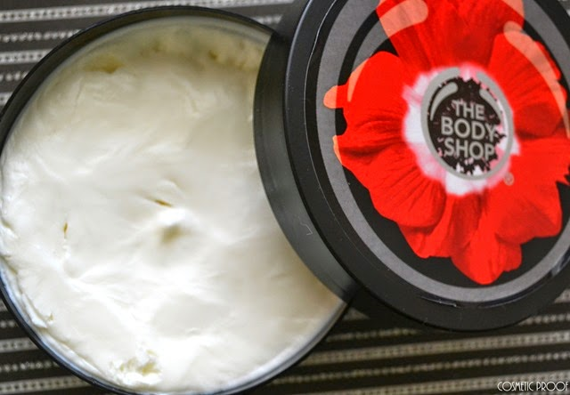 The Body Shop Smoky Poppy Collection Body Butter Review