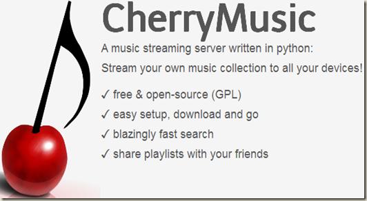 Raspberry PI and CherryMusic - Web Music Server | Experience