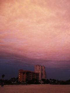 Sunset-3-at-Treasure-Island,-Tampa,-FL