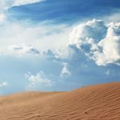 Desert Slide Puzzle