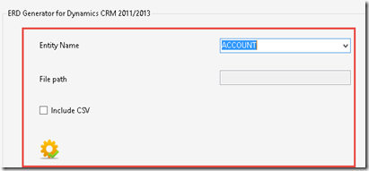 ERD Generator Tool for CRM 2013 - Microsoft Dynamics CRM Community