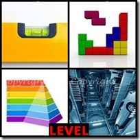 LEVEL- 4 Pics 1 Word Answers 3 Letters