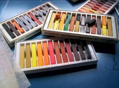 pastels art supply