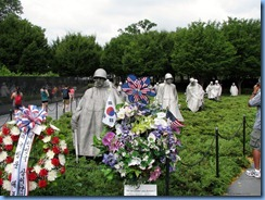 1400 Washington, DC - Korean War Veterans Memorial