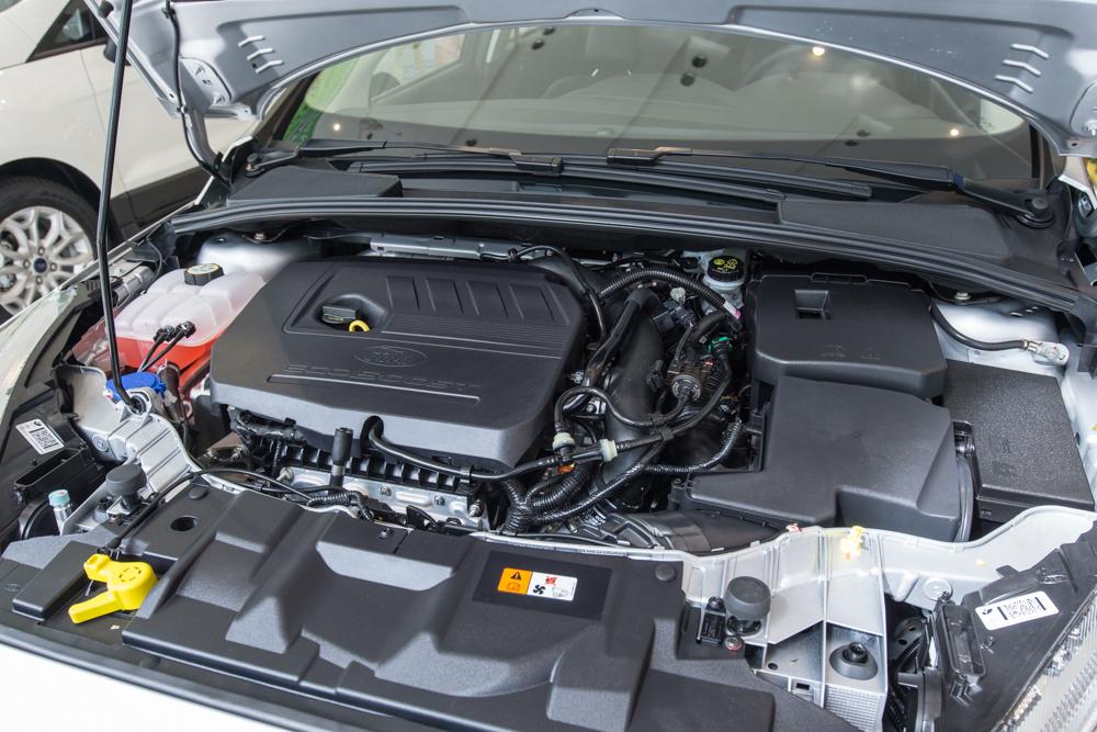 Nội thất xe ô tô Ford EcoSport 07
