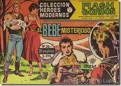 P00037 - Heroes Modernos Serie B